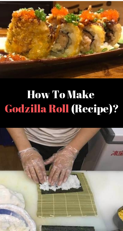 Savor the rich and crispy taste of yummy Godzilla rolls Read this article to find the recipe for making deepfried sushi rolls at home