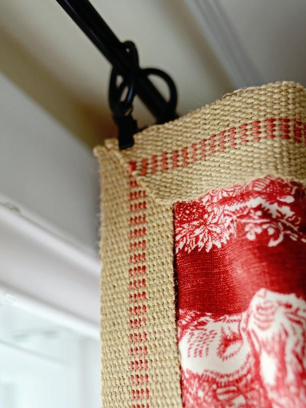 Easy DIY Window Treatments For Your New Home # ...