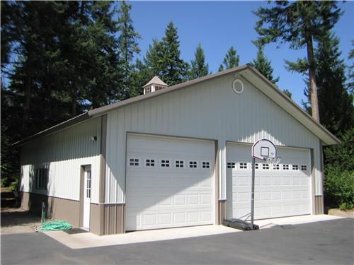 Best 25 metal shop building ideas on pinterest pole for Pictures of shops and garages