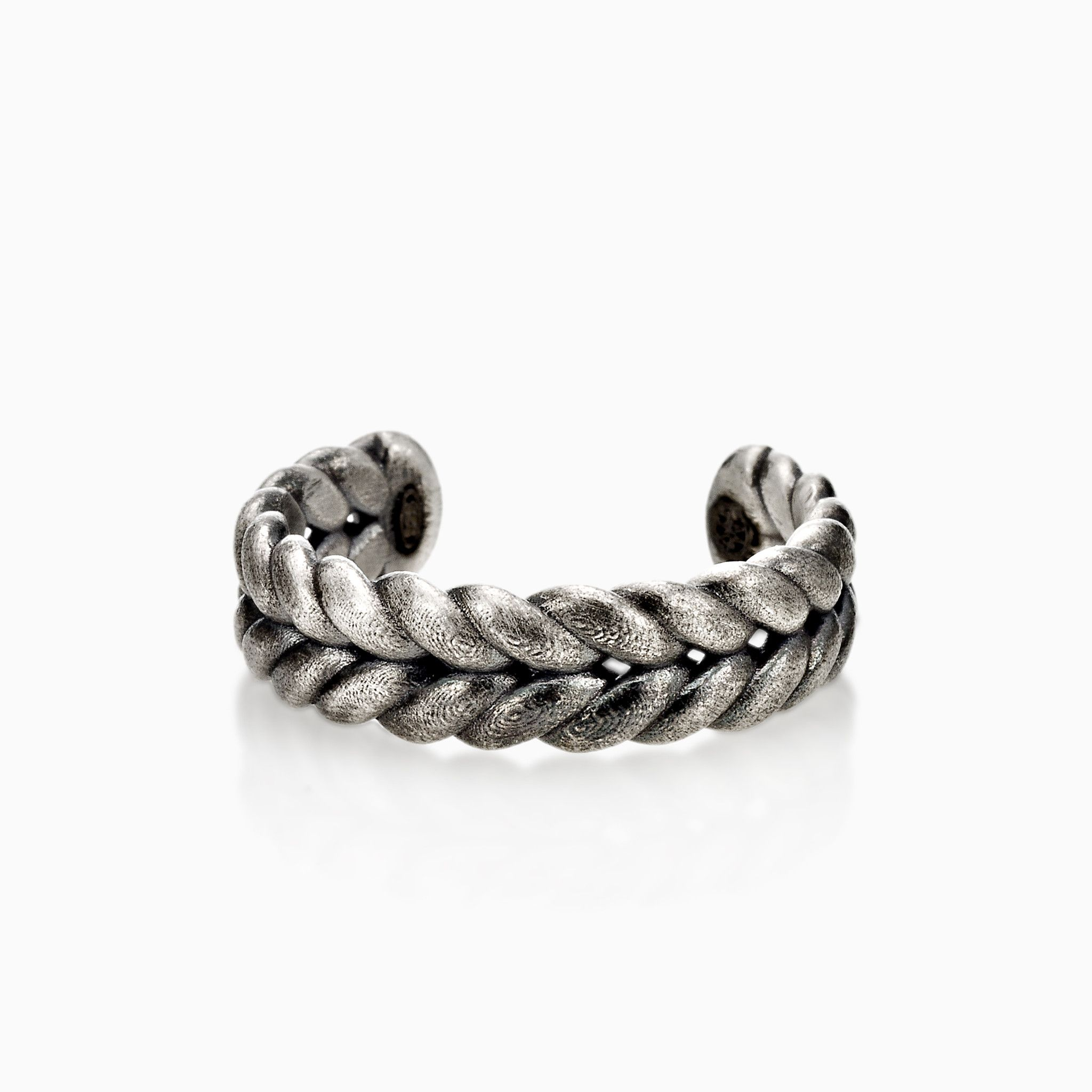 GOURMETTE LOCKED RING from mdvjewels.com