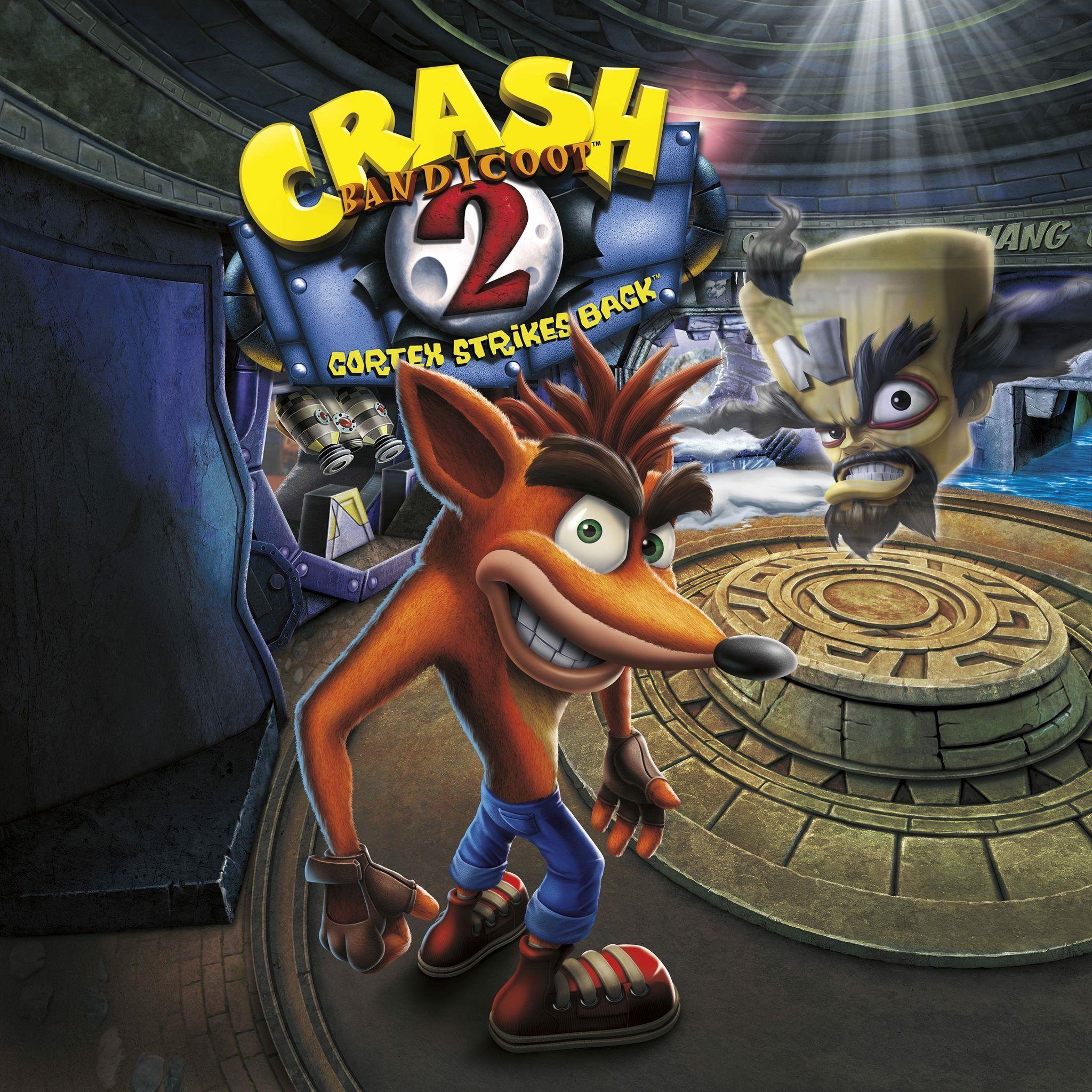 Crash Bandicoot 2: The Wrath of Cortex | Gaming | Crash