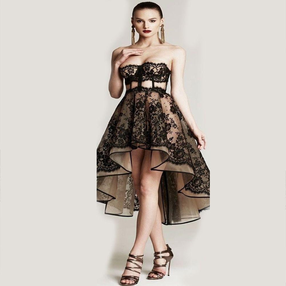 Find more evening dresses information about elegant short evening