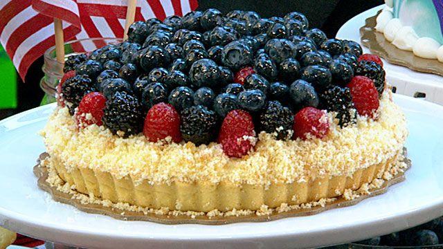 Italian Fruit Cake Recipes: The Cake Boss' Italian Fruit Tart