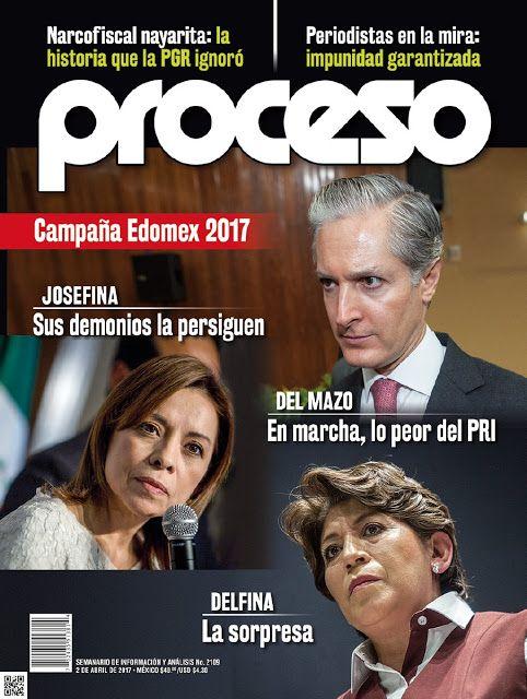 SD: REVISTA PROCESO No. 2109, de fecha 02 de abril del...