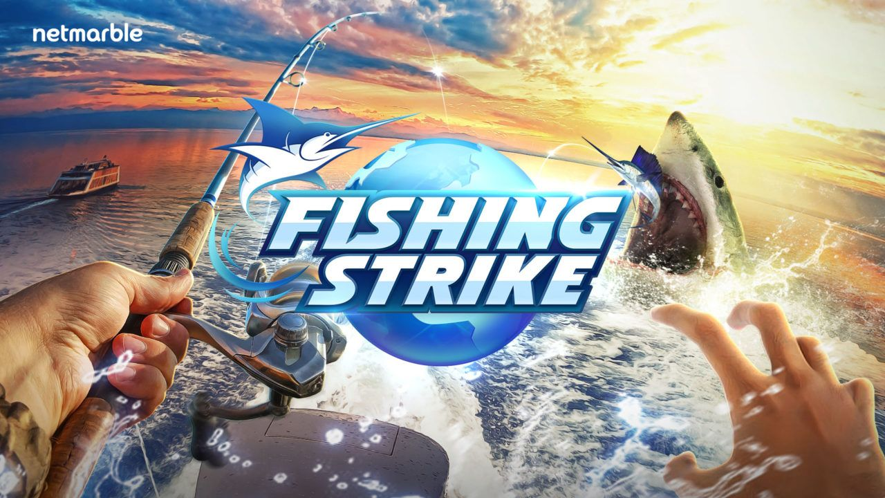 Fishing Strike Soft Launches on the App Store and Google
