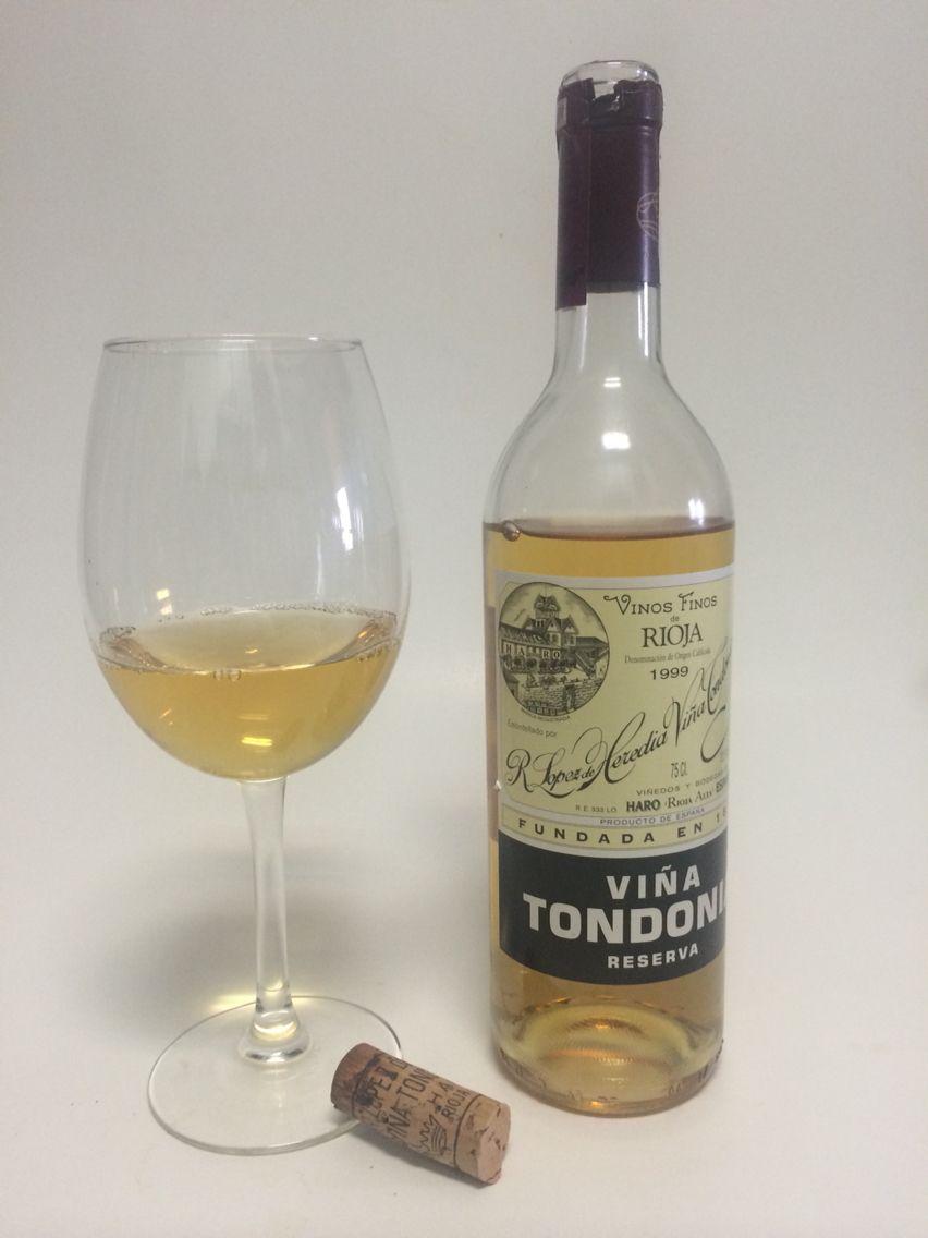 Viña Tondonia Reserva 1999 #Rioja