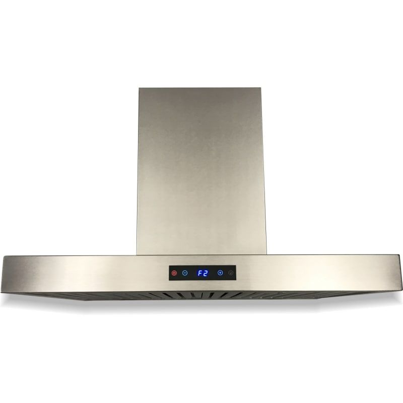Cavaliere Euro Sv198z2 I36e 600 Cfm 36 Inch Wide Island Range Hood With Touch Se Stainless Steel Range Hood I Island Range Hood Range Hood Stainless Range Hood