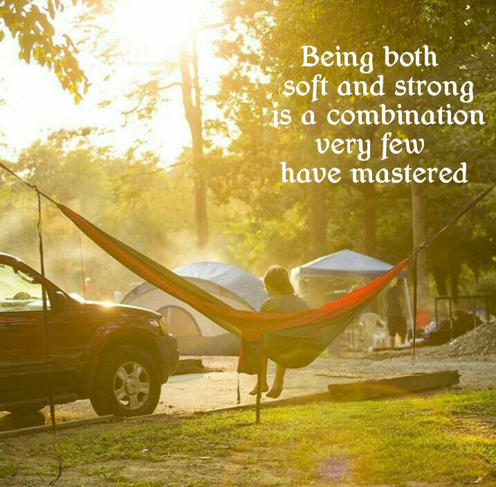 Just Like Our Hammock Soft To Give You Comfort Yet Strong
