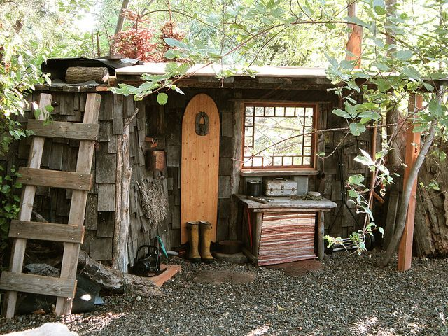 Dan's little tool shed