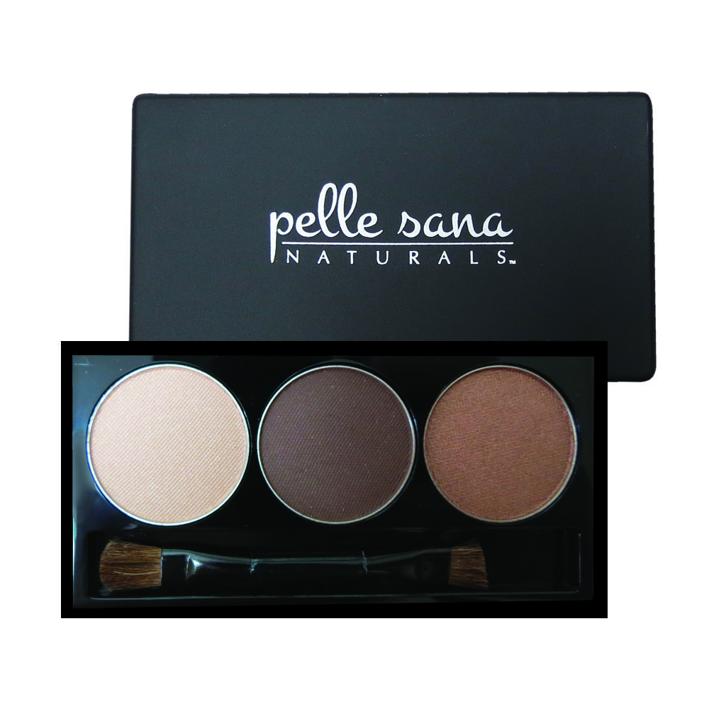 Pigmented eye shadows that won't crease, fade or weight