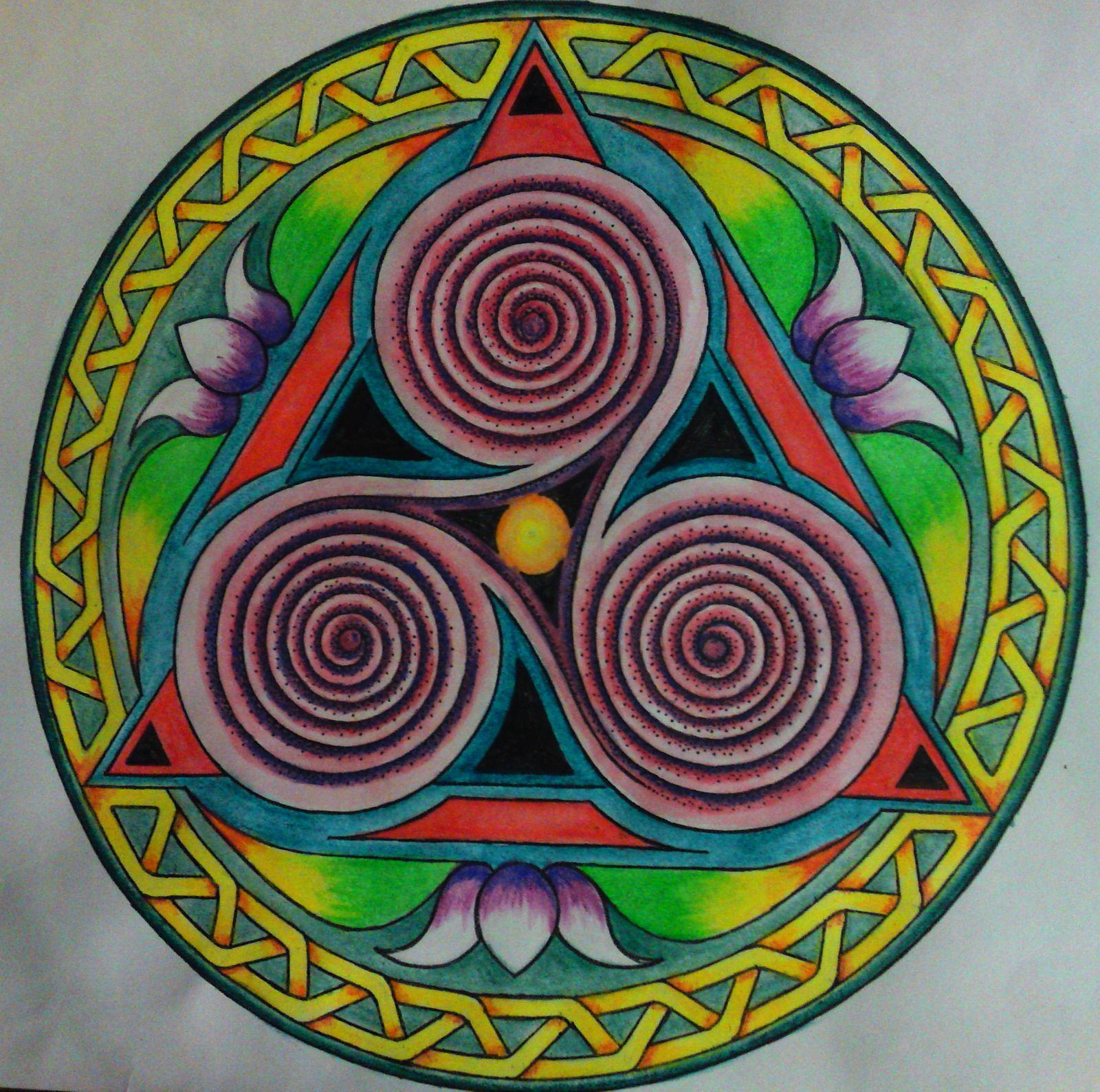 Celtic Mandala | Flickr   Photo Sharing!