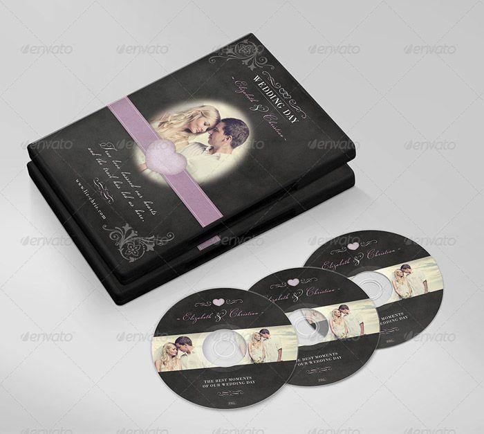 Vintage wedding dvd cover dvd box set pinterest template template vintage wedding dvd cover pronofoot35fo Choice Image