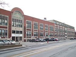 Pierce Arrow Factory Complex 1906 Albert Kahn Elmwood And