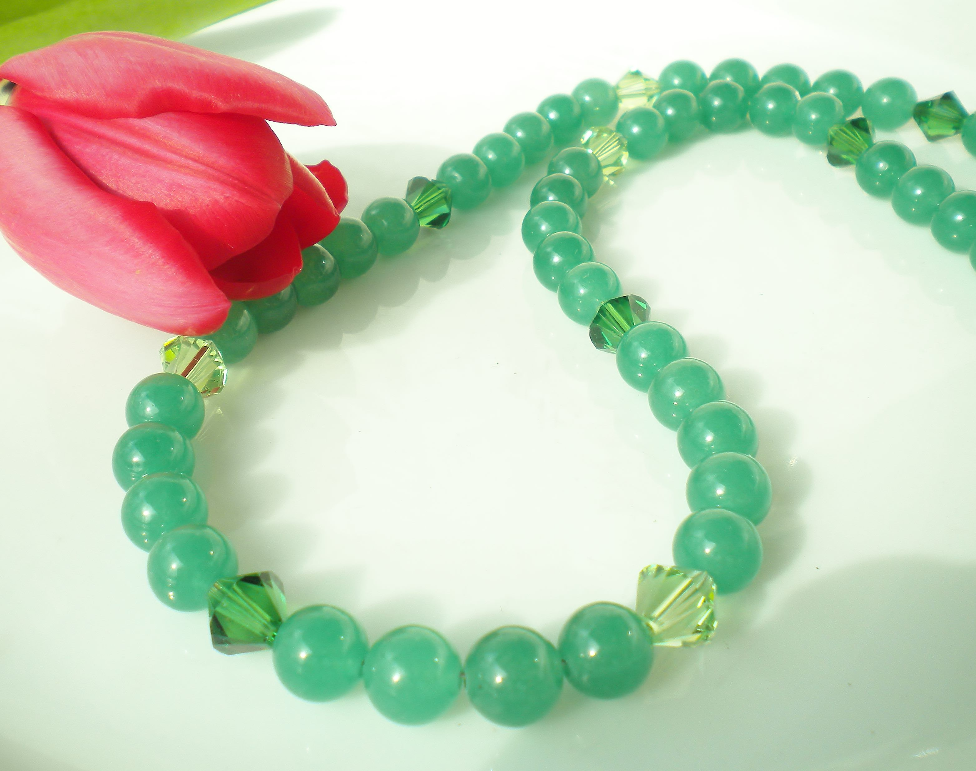 charm of beads jade necklace copy products nephrite paradise necklacae chinese