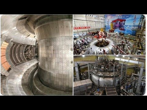 China Activates Nuclear-Powered 'Artificial Sun', TEN TIMES Hotter Than the Real Thing 31b0b13139dd3bcf6e4bc725f3348a06