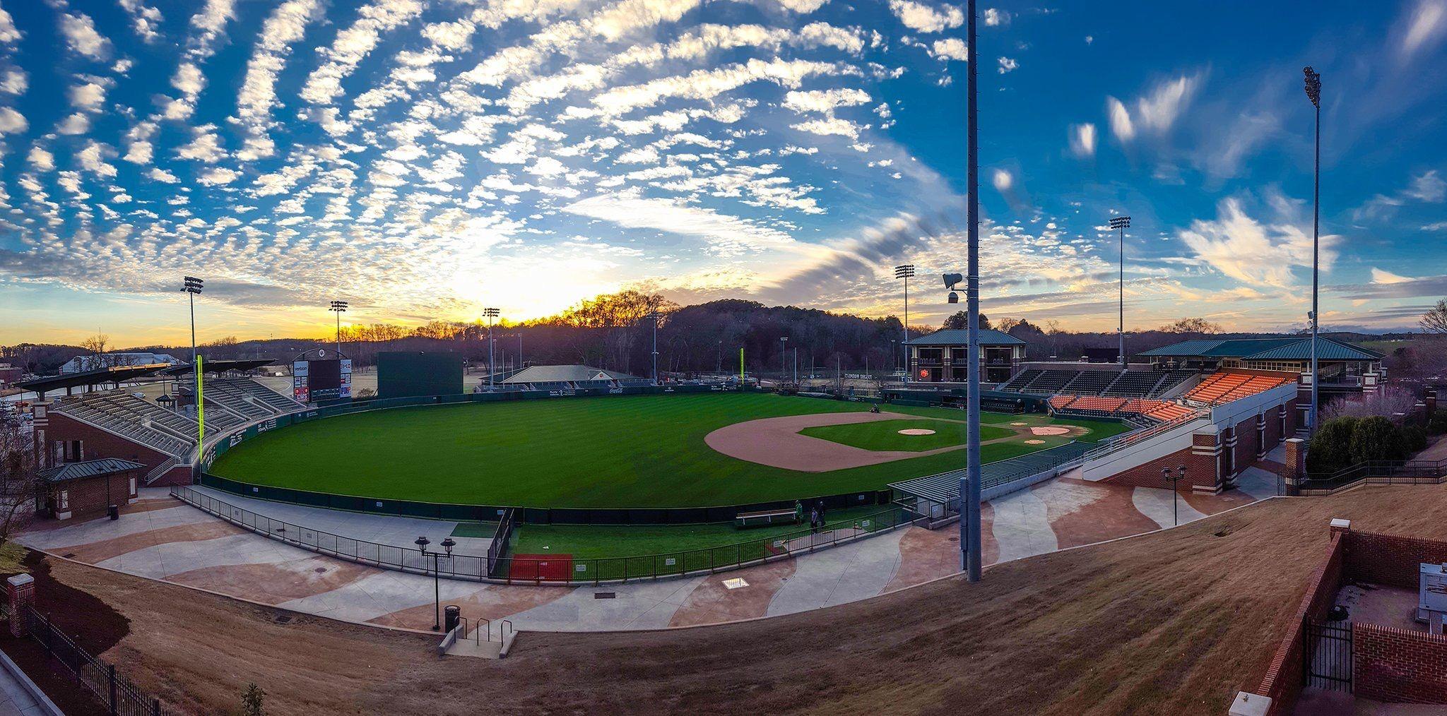 Doug Kingsmore Stadium (With images) Stadium, Clemson