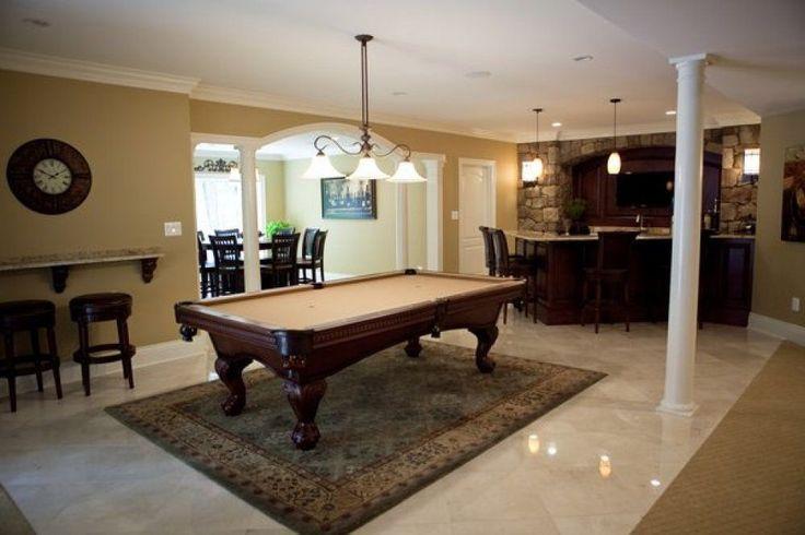 Photo of Hobbyraum oder Erholungsraum kann der beliebteste Raum im Haus sein. Hier ein…