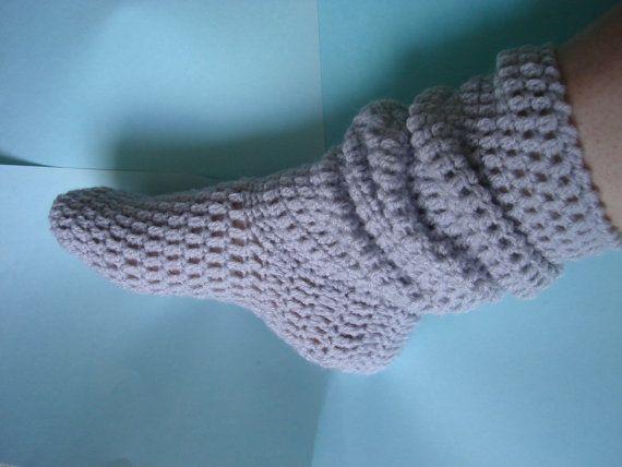 Cutecrocs Free Crochet Sock Patterns 19 Crocheting Crocheting