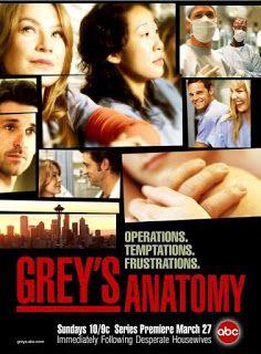 مشاهدة مسلسل Grey S Anatomy الموسم الاول كامل مترجم مشاهدة اون