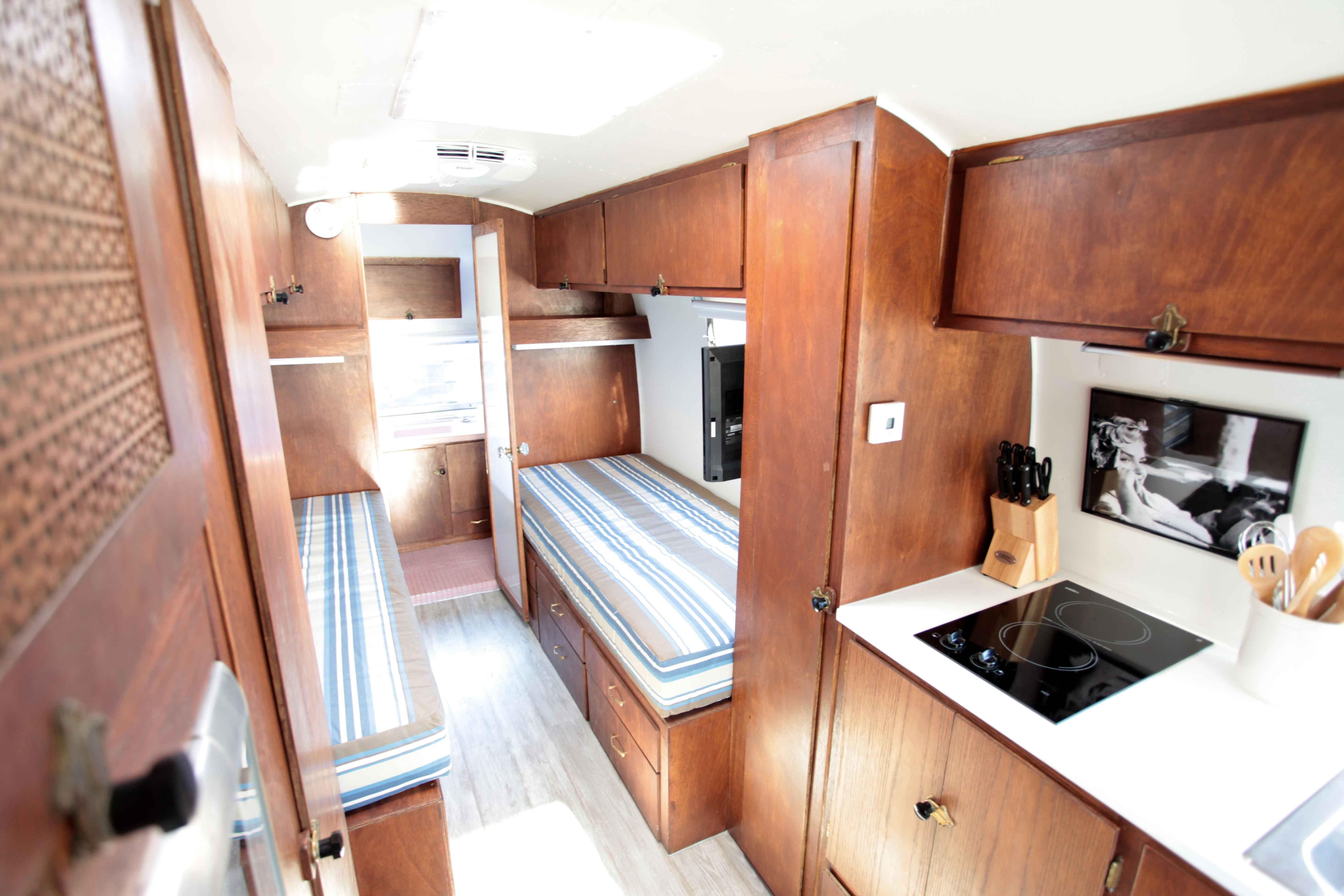 IMG_7700 | AirStream | Airstream trailers, Airstream interior, Airstream