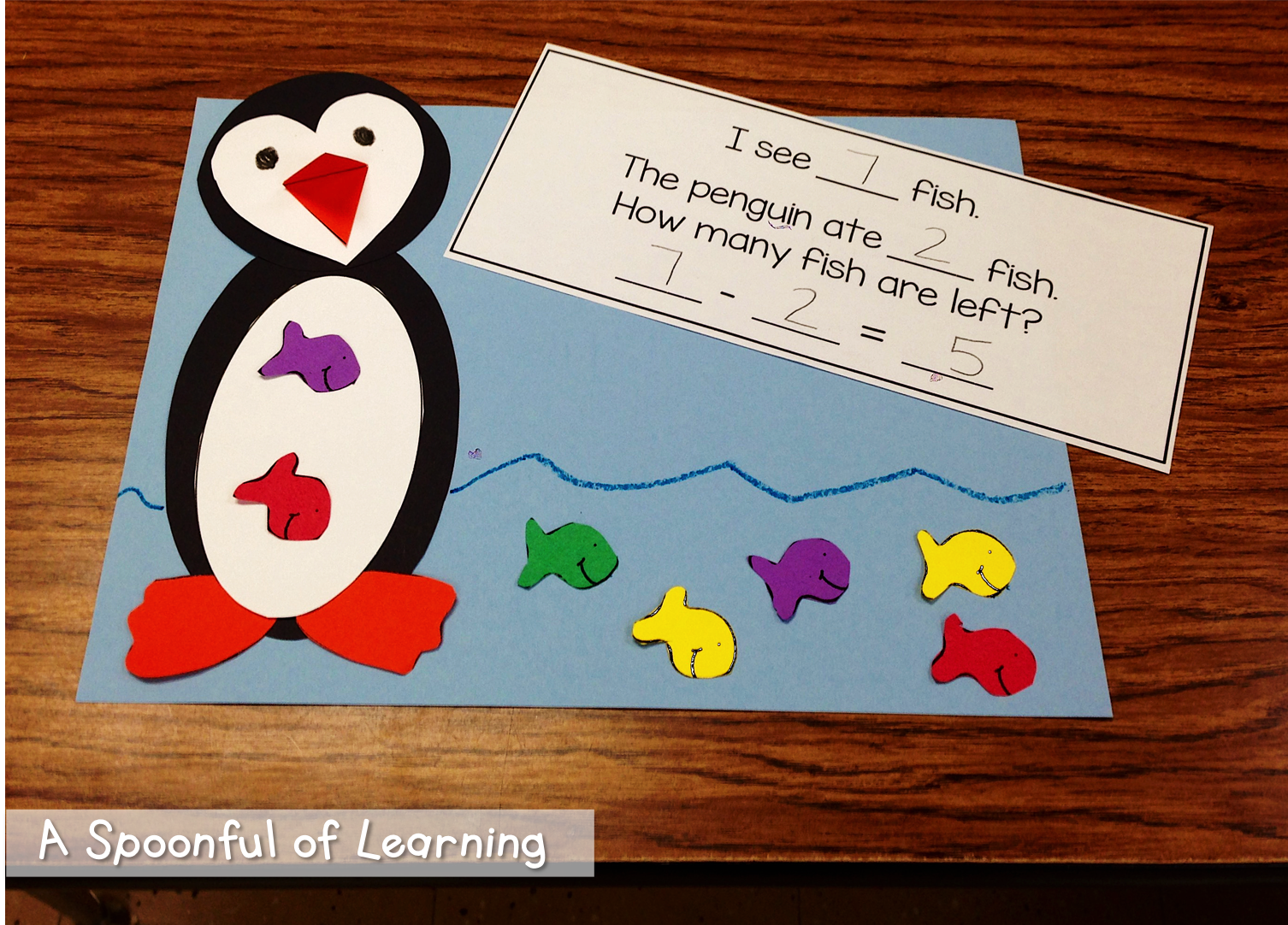 A Spoonful Of Learning Penguins Week Two