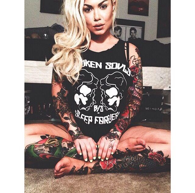 Bailey Sarian All Time Fav Beauty Youtubers Girl Tattoos Drug Tattoos