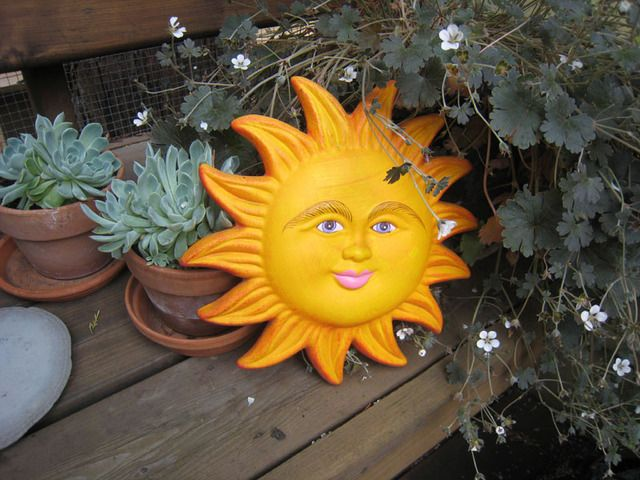 Sun in the Garden | My Style | Pinterest | Mexican ceramics