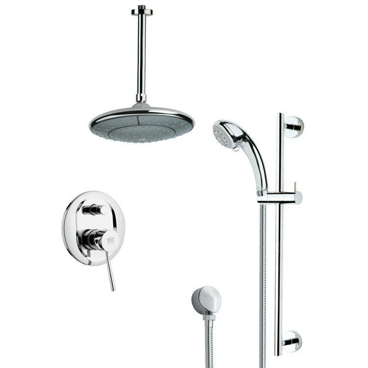 Rendino Pressure Balance Shower Faucet Products Tub