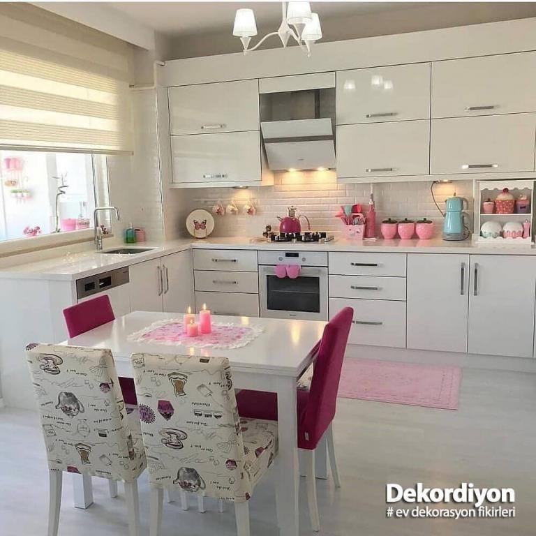 Modern Mutfak Modelleri için +6 Dekoratif Fikir   Dekordiyon