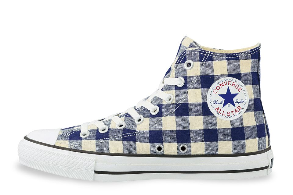 ALL STAR® LINENCHECK HI   PRODUCTS   CONVERSE