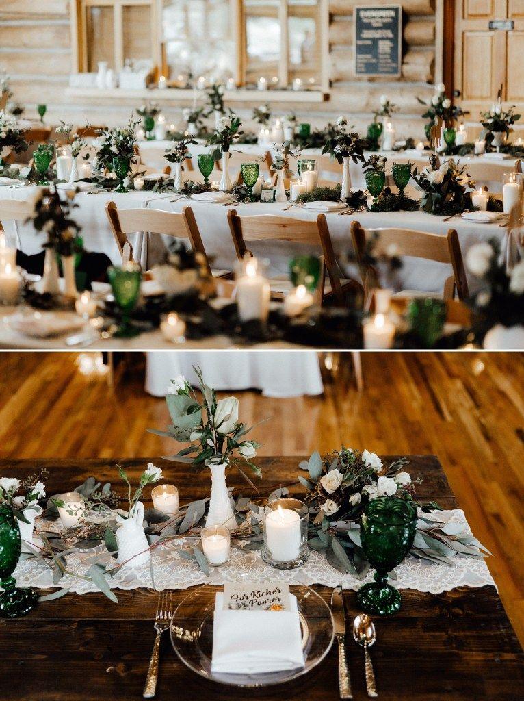 Evergreen Lake House Wedding