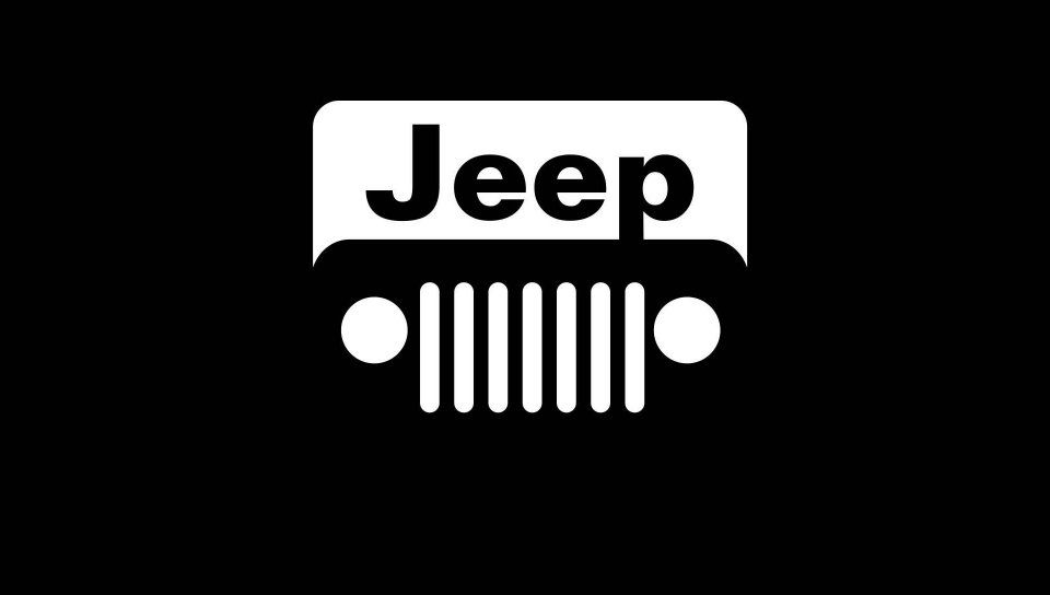 Jeep Logo Car Dark Wallpaper Jeep Emblems Jeep Wallpaper
