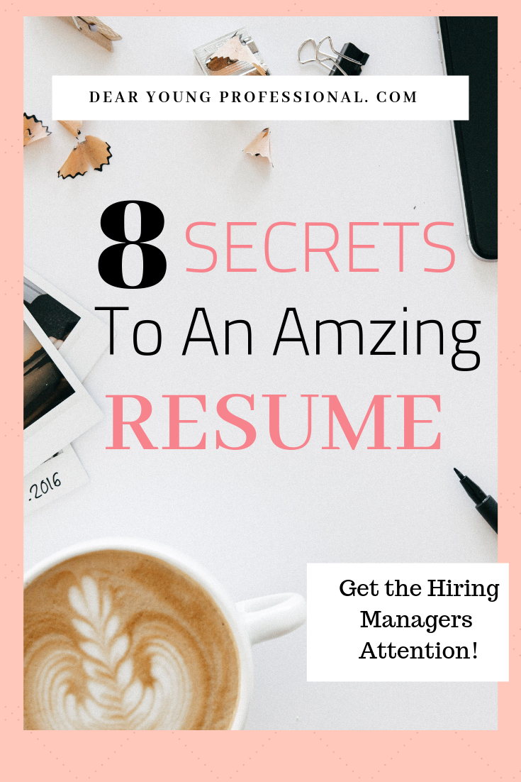 8 Undeniable Hacks For Crafting A Resume That Stands Out - Job interview tips, Resume, Research skills, Career planning, Job posting, Summary writing - As prepared as you would be for an interview, you need to convey this same attitude in your resume  Details matter! Here are 8 tips on resume etiquette