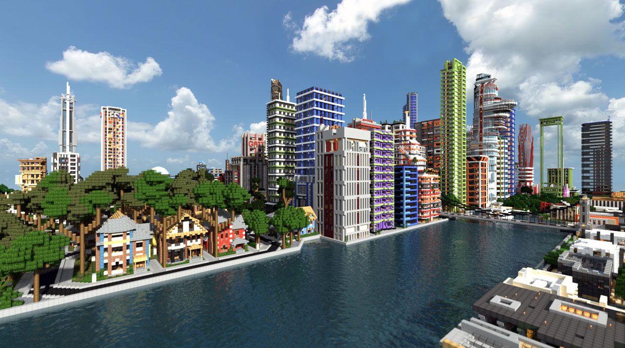 minecraft modernes haus keralis minecraft modern city - بحث Google    Minecraft ities ...
