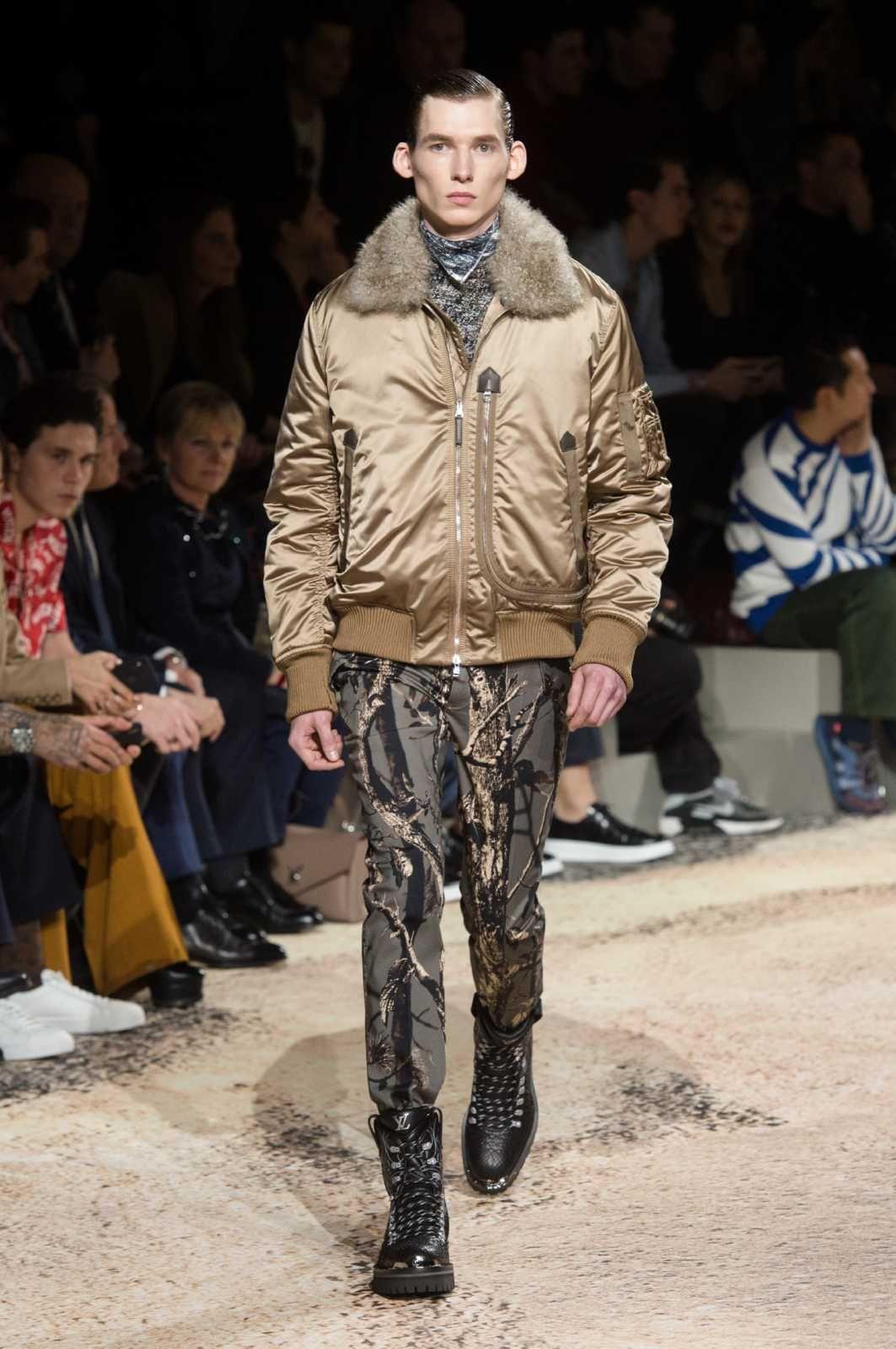 4cb74b8f00b5 Male Fashion Trends  Louis Vuitton Fall-Winter 2018-2019