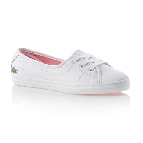 Lacoste woman shoes #lacoste #Trainers #Ziane #woman #shoes