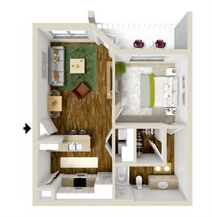 Floor Plans At Crenshaw Grand Tiny House Plans Floor Plans Apartment Layout