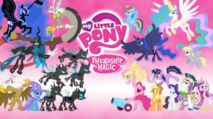 My little pony my little pony d 39 hier et d 39 aujourd 39 huit dessin anim dessin et princesse - My little pony dessin anime ...