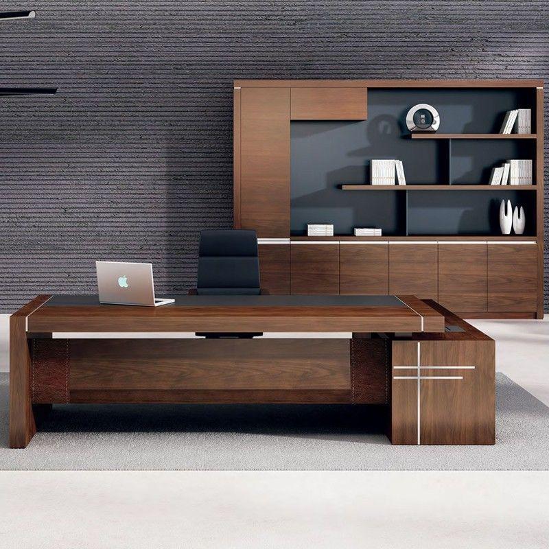high gloss ceo office furniture luxury office table executive desk rh pinterest com