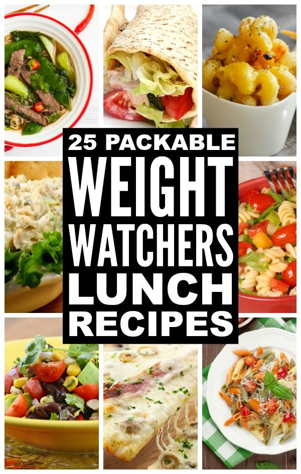 7ee08f7b637 Looking for Weight Watchers lunch ideas and recipes with points  You ve  come to the right place. We ve got heaps of make-ahead packed lunch ideas  that are ...
