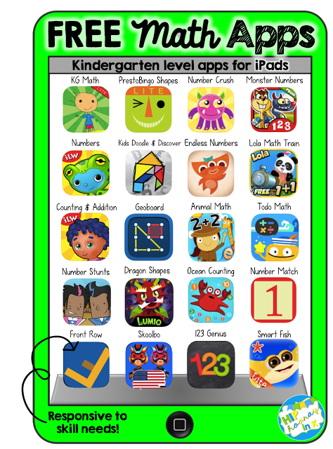 APPmazing Free Math Apps (for iPad) | ipad | Free math apps