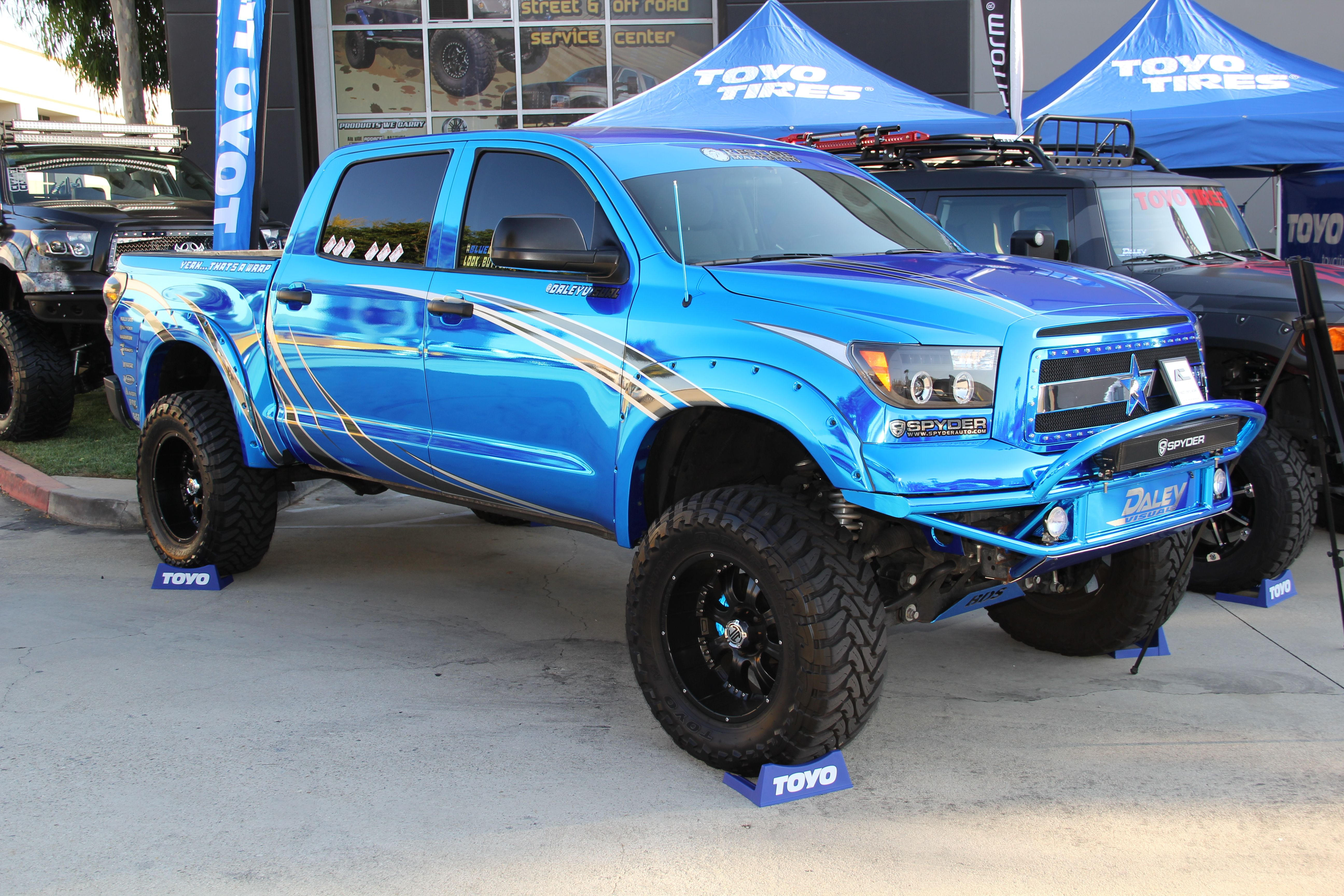 Discover Ideas About Blue Toyota Tacoma