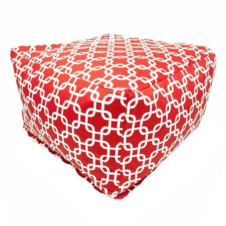 I pinned this Victoria Ottoman in Red from the Majestic event at Joss and Main!