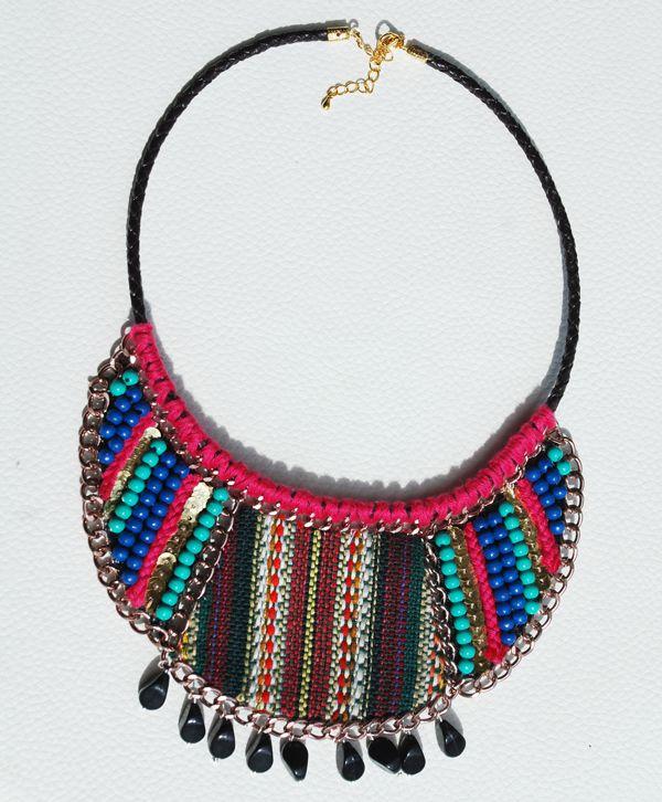 collar-babero-quechua-entero | BIJOUTERIE PARA JARILLA | Pinterest ...