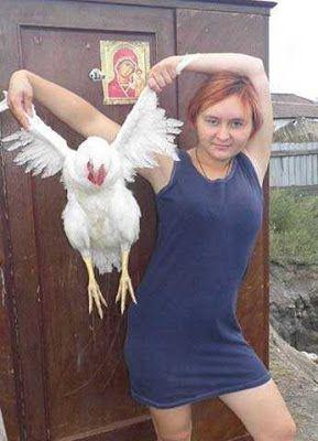 Les pires photos des sites de rencontre russe !