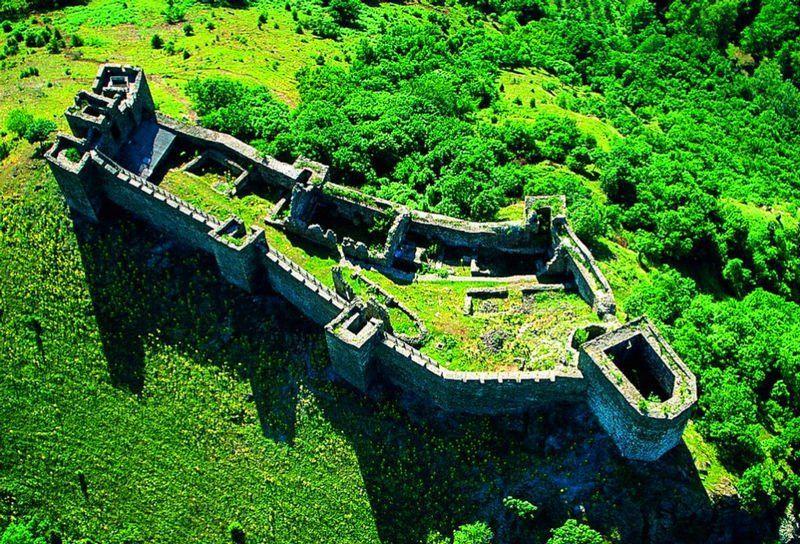 Maglic fortress, Serbia | Serbia travel, Serbia, Medieval fortress