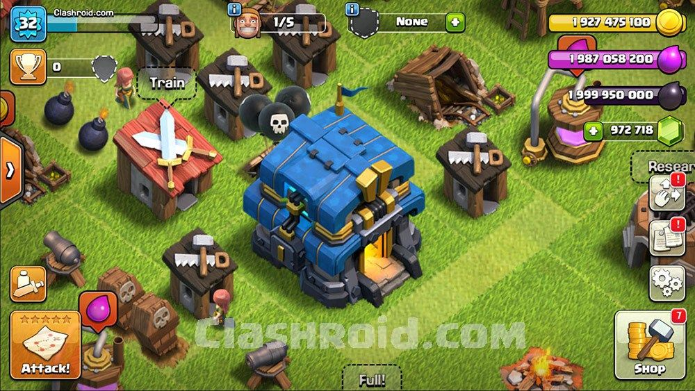 Download Clash Of Clans Mod Apk Unlimited Resources Updates