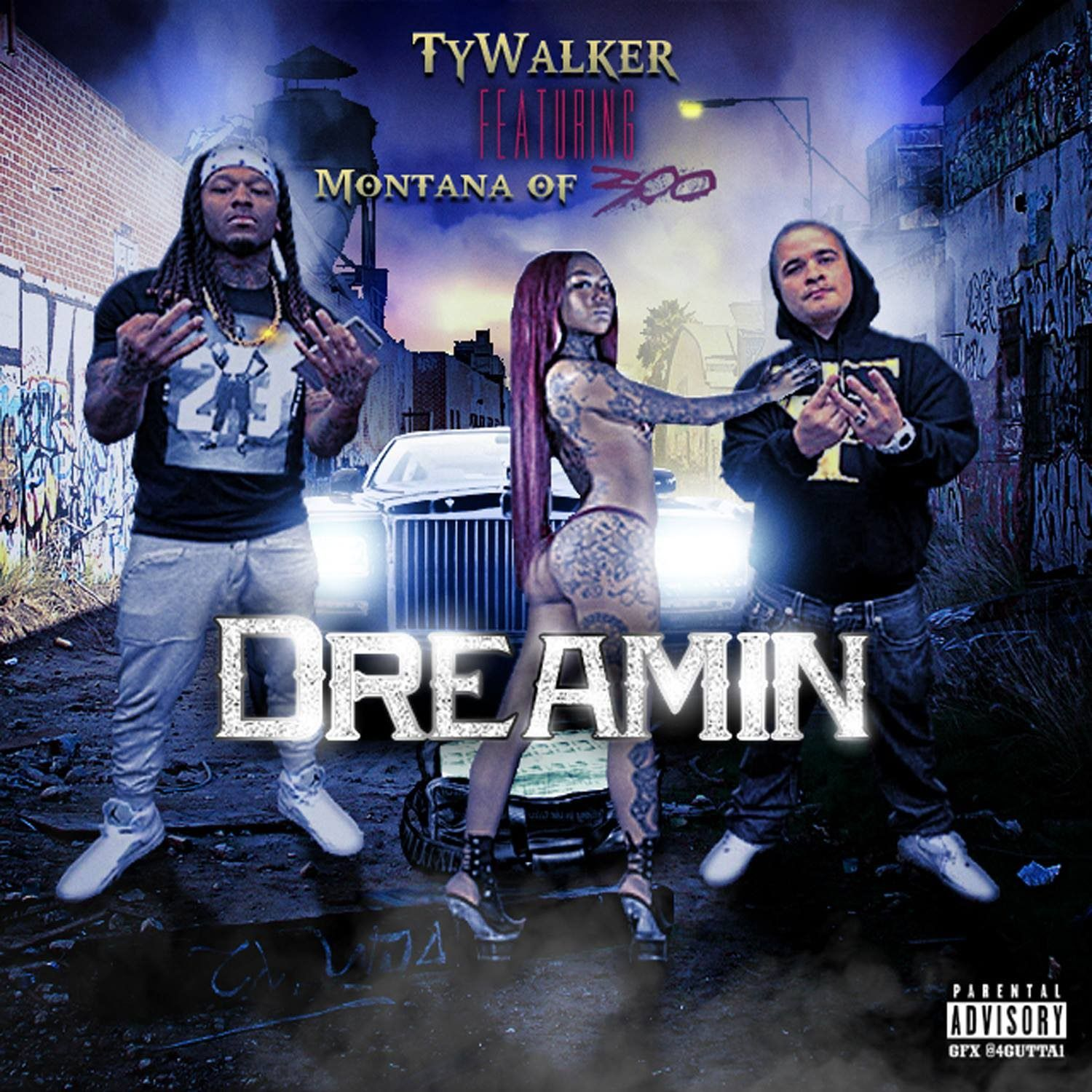 Ty Walker X Montana Of 300 Dreamin With Images Montana Good