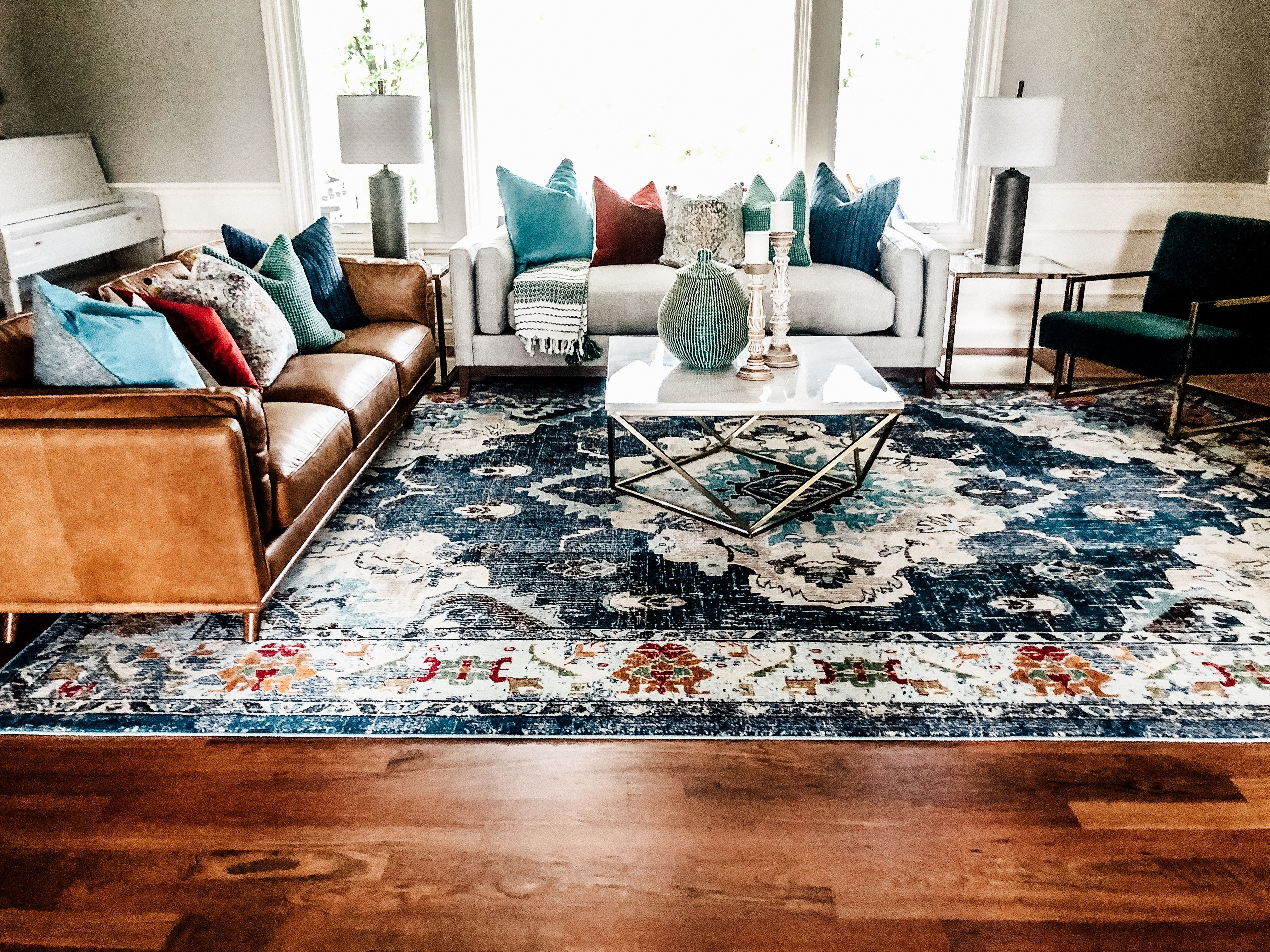 Colorful Interiors Leather Couches Living Room Couches Living Room Rugs In Living Room #tan #rugs #for #living #room