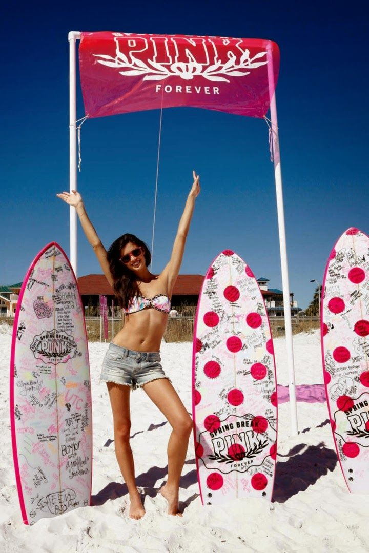 Sara Sampaio – PINK Nation Beach Party in Florida